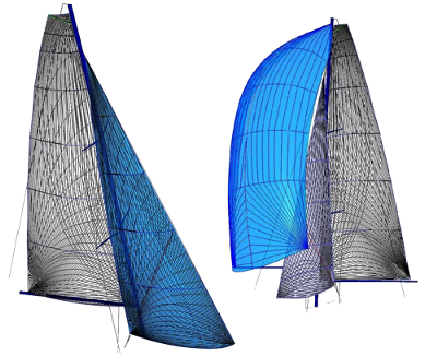 SailSelect design